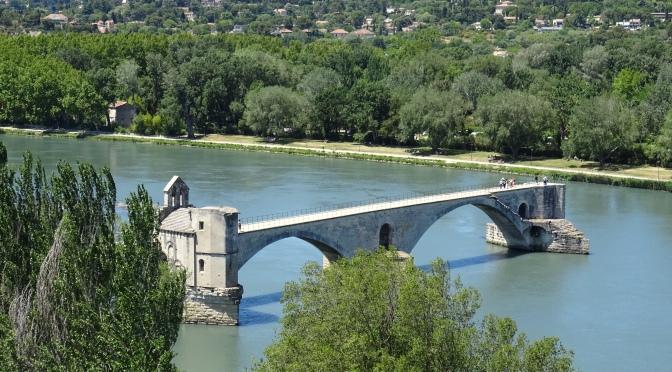 A Spontaneous Trip to Avignon