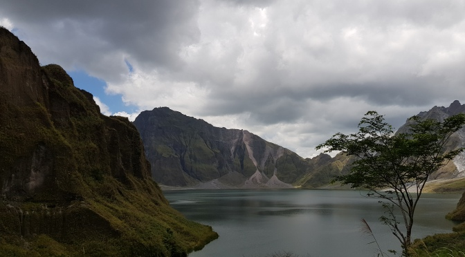 On the Exploration of Mt. Pinatubo